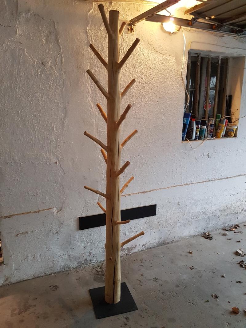 Garderobenständer Baum